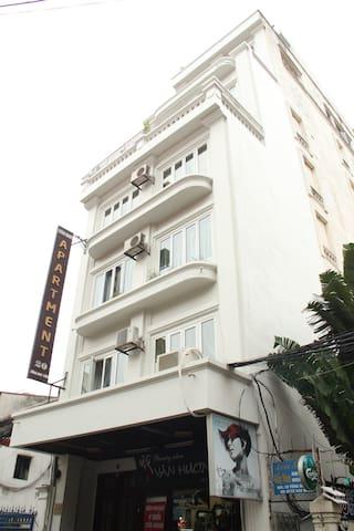 Hanoi- Vietnam- APARTMENT BUILDING  - Cửa Nam - Flat