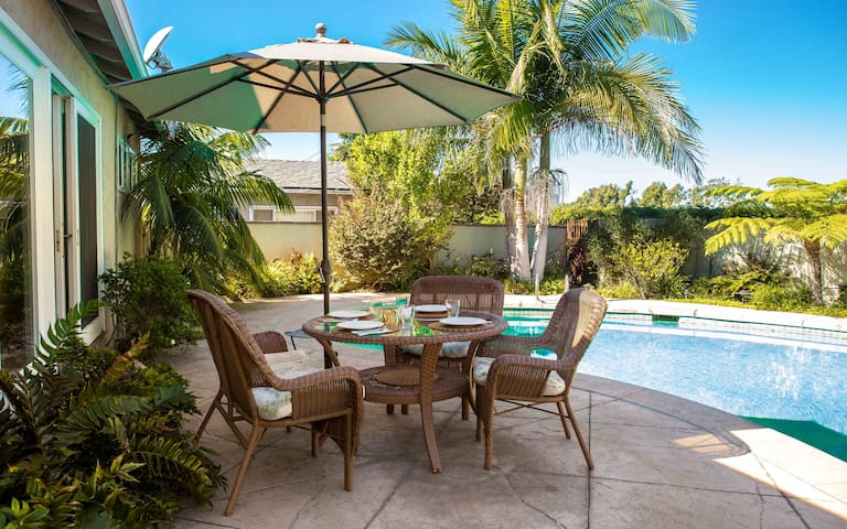 Sunny House minutes from the beach! - Los Angeles - Rumah