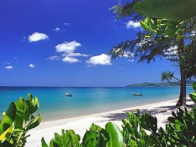 At 150m from Bang Tao beach! - Bang Tao Beach - Appartement
