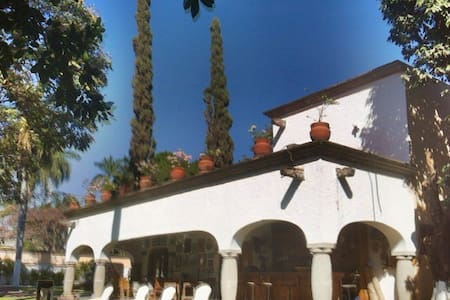 Hacienda Gran Turismo Recreativo - Cuautla - Bed & Breakfast