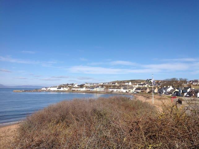 The East Coast Village that faces West