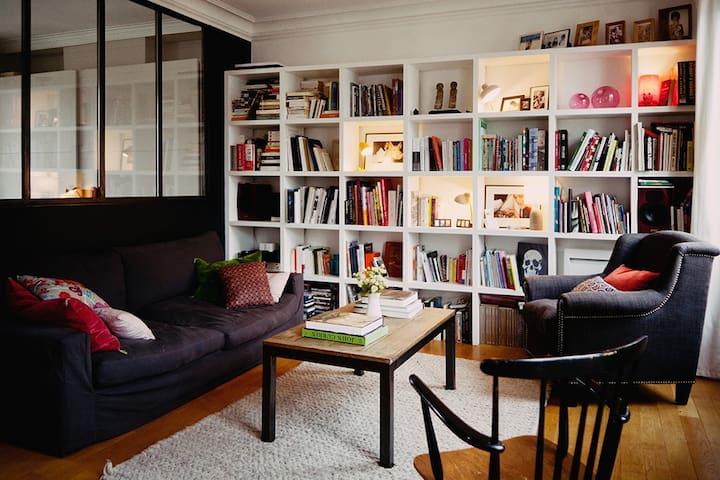 Amazing apartment-Le Marais