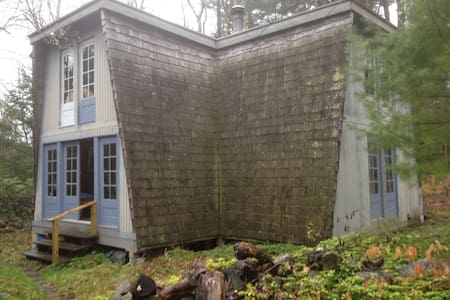 Lakefront Cottage - Tolland - Cabana