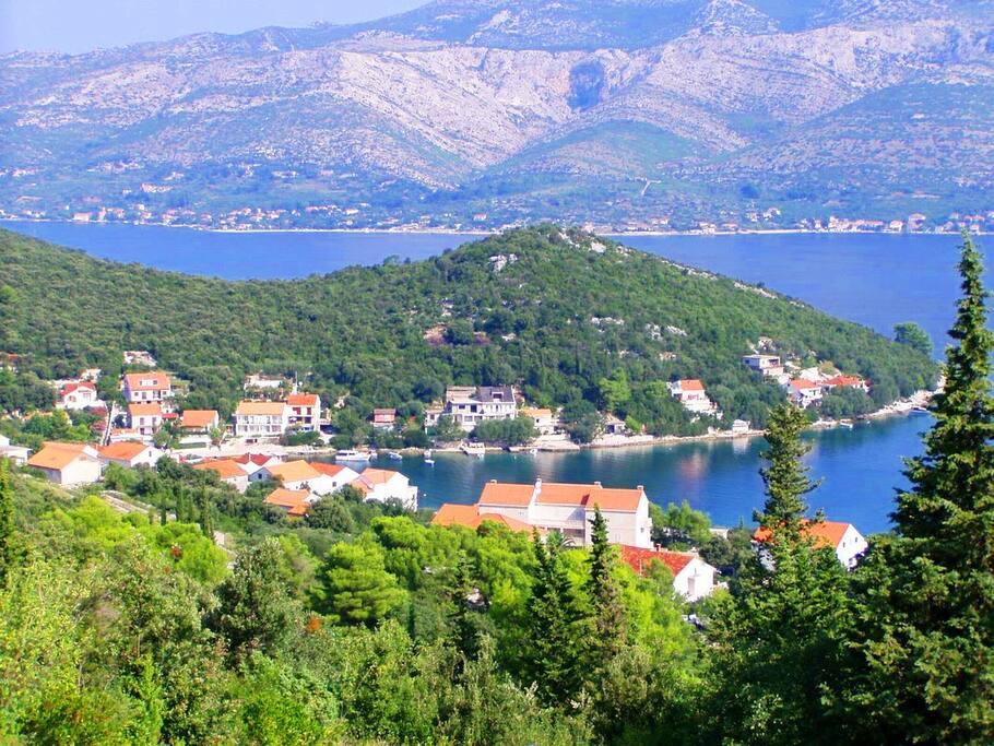Our little bay, Zrnovska Banja