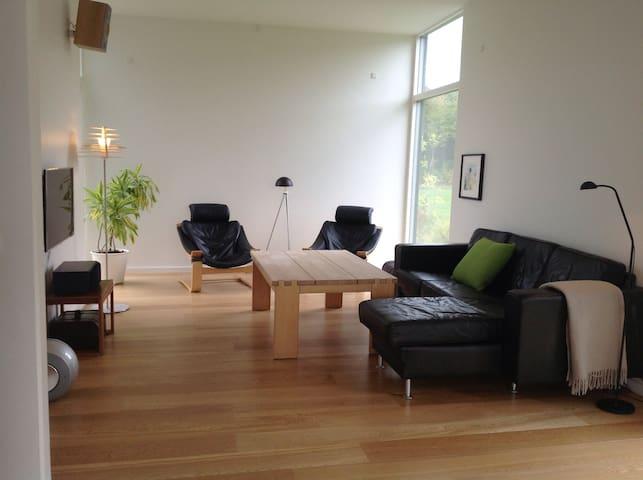 Modern villa in beautiful area - Glostrup - Hus