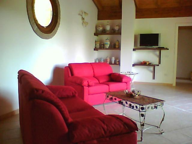 APPARTAMENTO in casa singola - Viano - Lägenhet