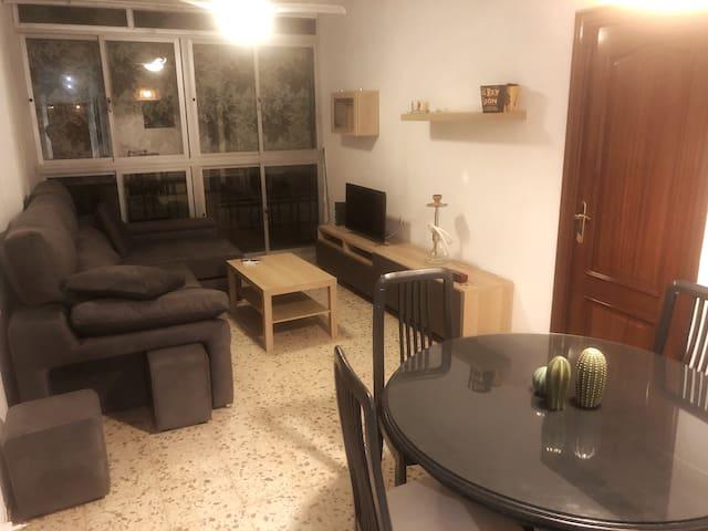 Habitación CENTRICA Málaga, ideal visitar ciudad