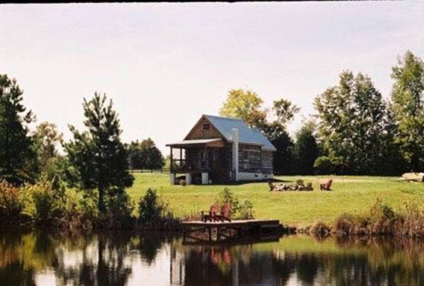 Henry's Cabin