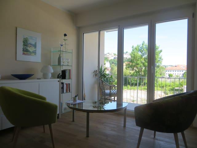 gepflegtes Apartment am Innufer - Passau