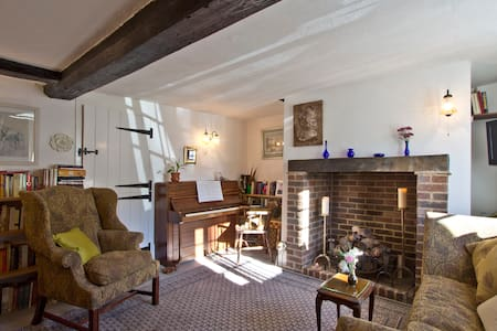 Charming oak beamed cottage - Sissinghurst