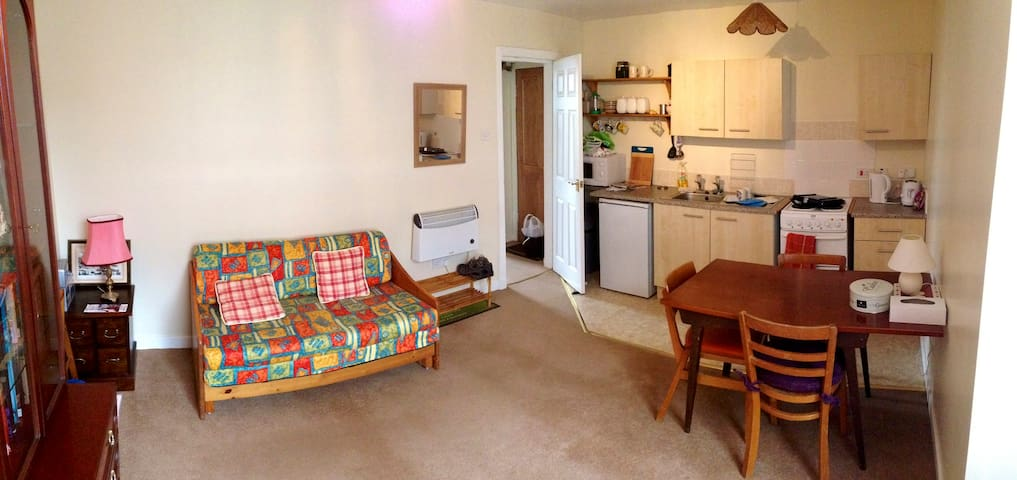 charming flat in town centre - Rothesay, Isle of Bute