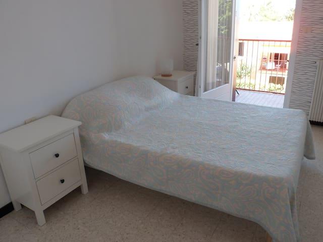 Bel appartement confort avec vue mer et calme - Argelès-sur-Mer