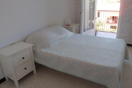 Bel appartement confort avec vue mer et calme - Argelès-sur-Mer - Byt
