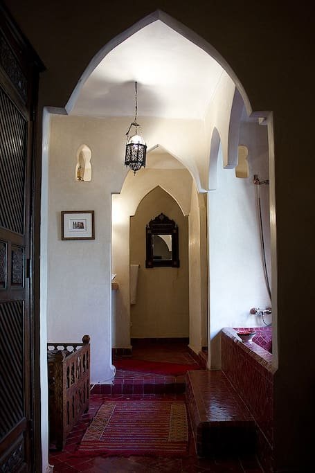 Dar abiad is magical place to stay