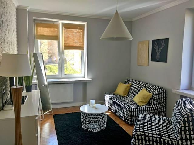 Mieszkanie ścisłe centrum przy pałacu BRANICKICH