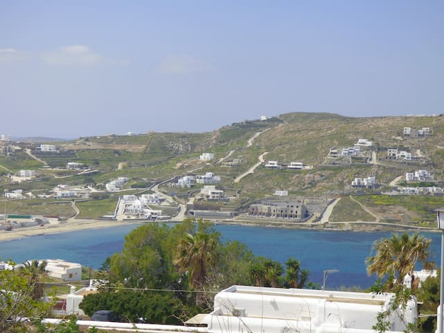 House between Mykonos town & Ornos beach