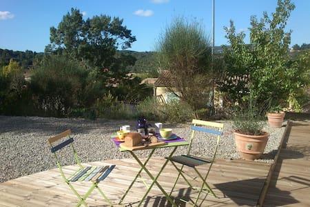 Magnific villa 0,5h->Carcassonne_V