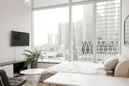 Luxury Loft in the Center of SG - Singapur - Pis
