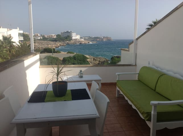 beautiful views/espectacular vista - Portocolom - Apartment