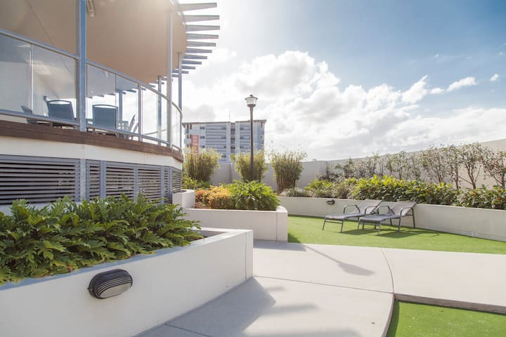Modern Unit Brisbane near to city - Chermside - Квартира