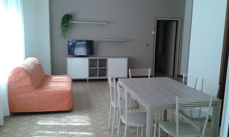 appartamento a 30 mt. dalla spiaggia