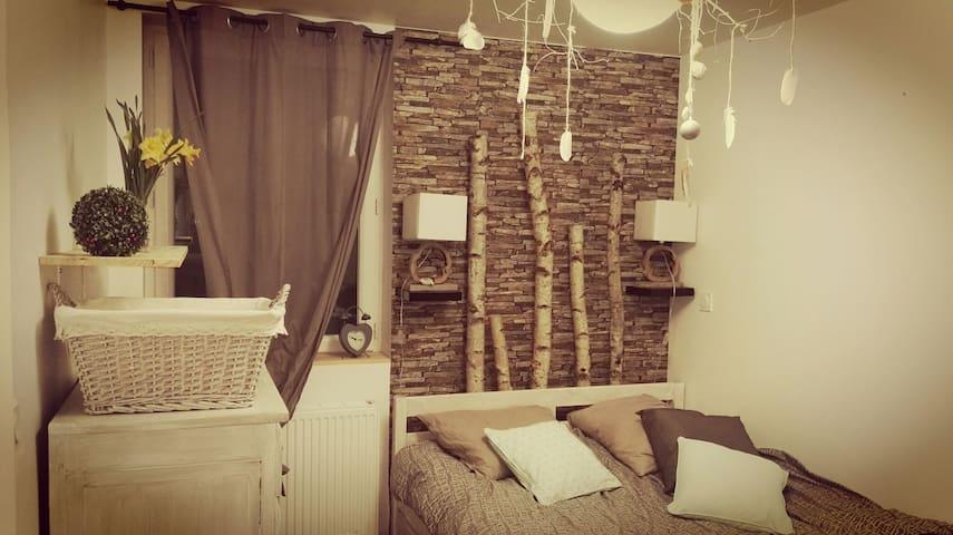 Le confort dans un cadre verdoyant - La Haye-Saint-Sylvestre - House