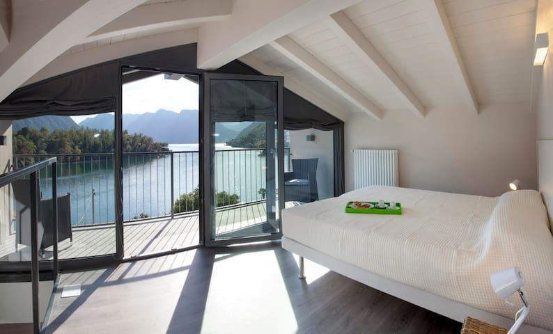 GOLFO apartment with Lake View - Ossuccio - Lägenhet