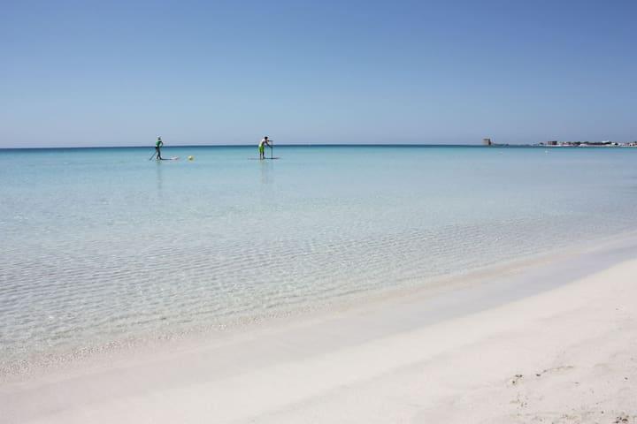 Spiaggia 400 metri