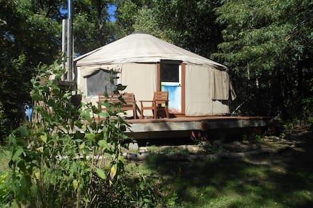 The Light Center's Pacific Yurt