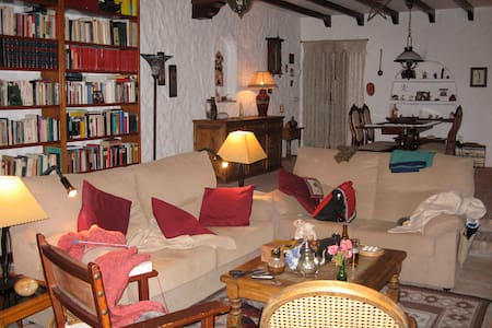 Nr Marbella, lx suite white village - Istán - Bed & Breakfast
