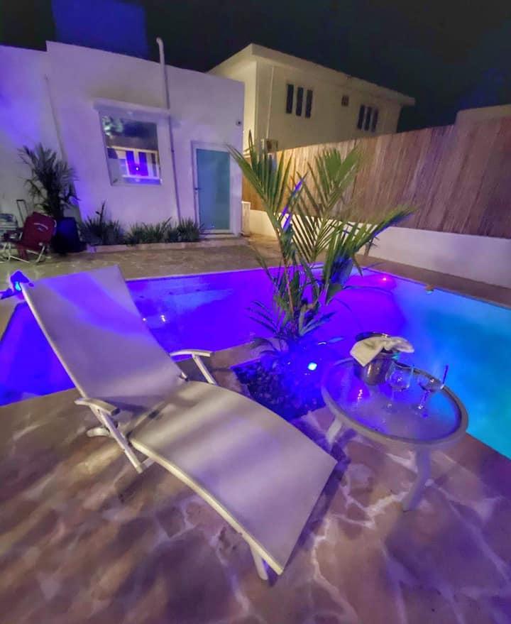 🏖Rainbow Luxury Villa Beach House 🏝