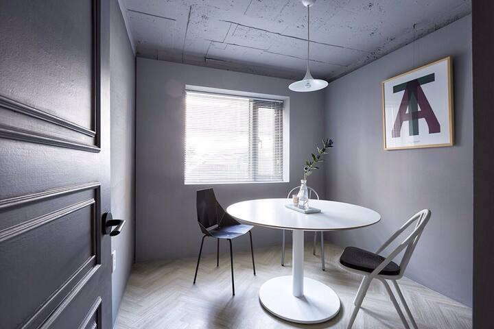 HANNAM SIX - Coolest designer's Studio, Itaewon - Seúl - Loft