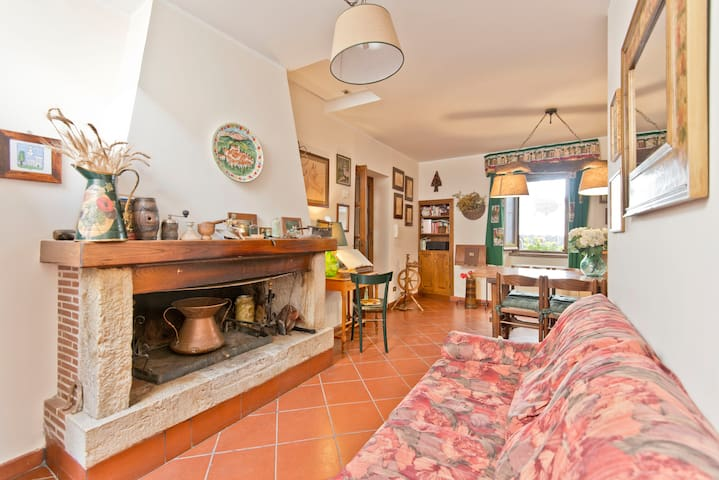 the smiling of the mountains - Orvinio - Bed & Breakfast