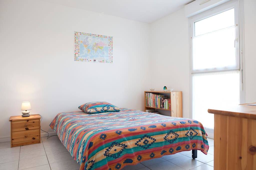 Chambre et petit d jeuner bed breakfast guest houses for Location chambre montpellier