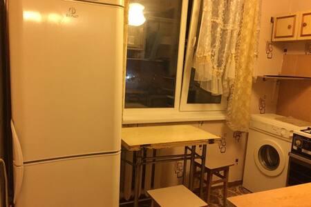 Трёхкомнатная квартира в 5-ом микрорайоне - Klin - Byt