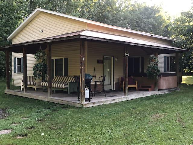 Sunshine Rental-Pokegama 2 Bdrm. House