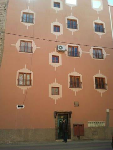 Geweldig en ontspannen appartement - Ouarzazate - Departamento