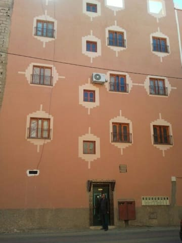 Geweldig en ontspannen appartement - Ouarzazate - Apartamento