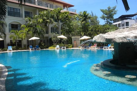Great 2 BR Apartment, Near Beach, Pool Views - Phuket, Thailand
