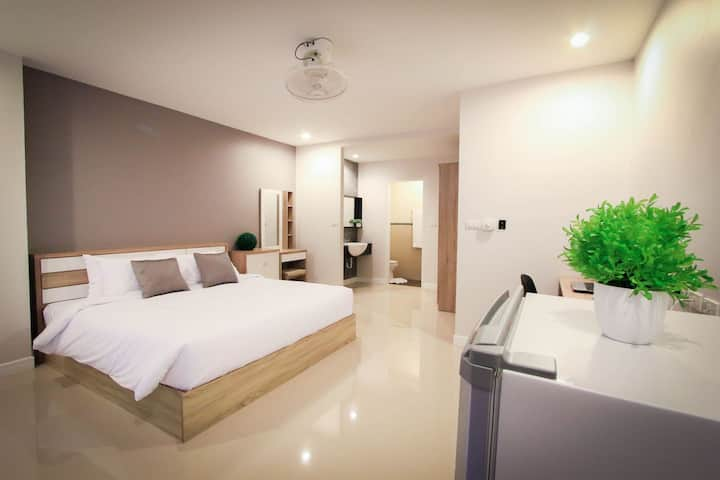 Weekly Special Double Apartment@Vipa House Chalong