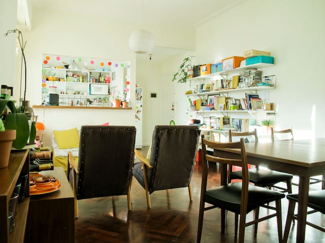**Lovely apartment in Colegiales** - Buenos Aires - Daire