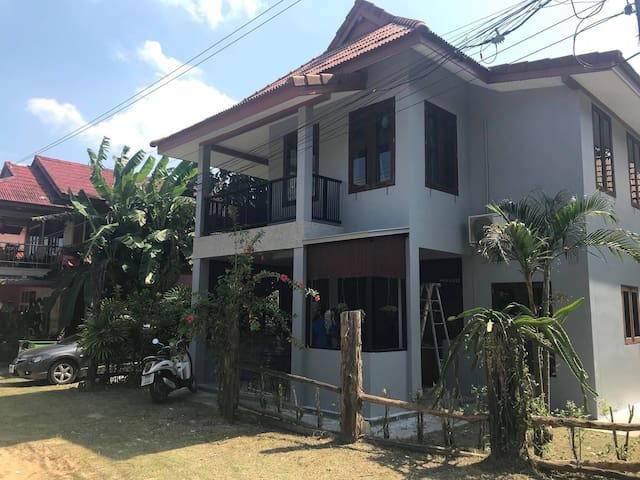 CozyHouse AonangSoi4(2Bedroom,1 Kitchen,Free Wifi)