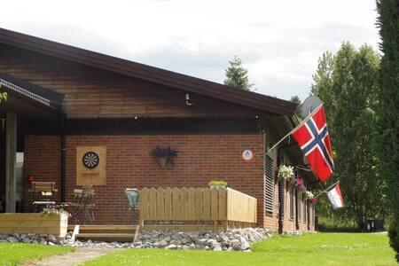 Lunde Vandrerhjem - Nome - Hostel