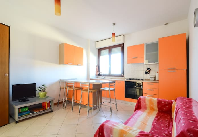 Flat by the sea and Regional Hosp   - Ancona - Apartment
