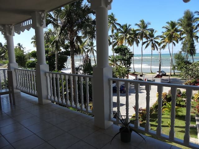 Superb apartment in front of the se - Las Terrenas - Appartement