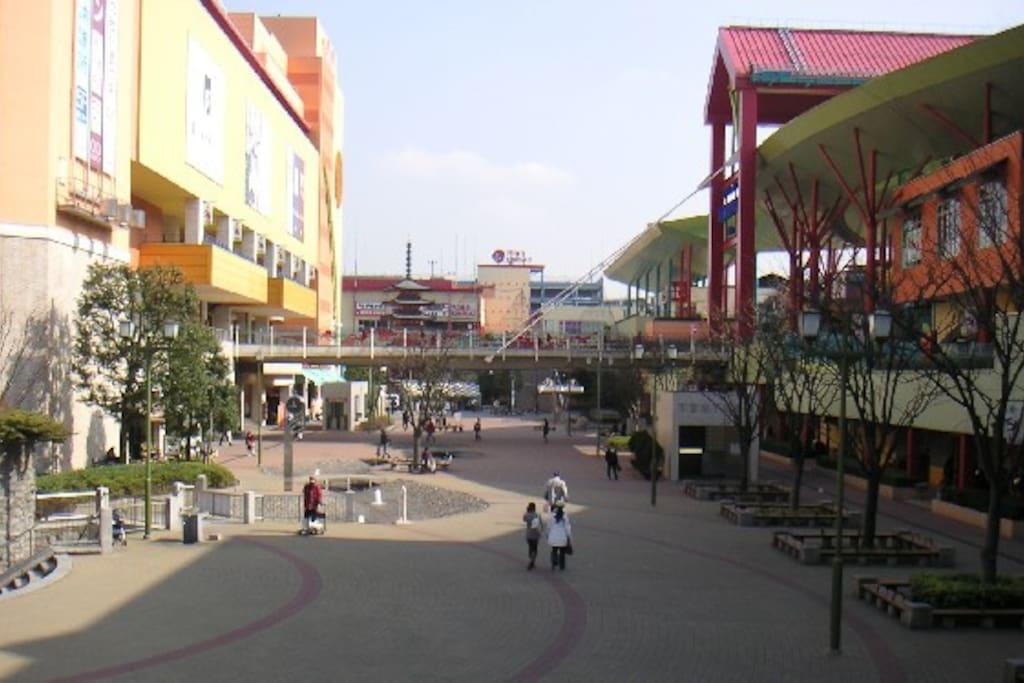 Vinawalk shopping mall