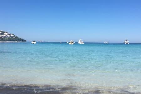 bilocale a 50 metri spiaggia panorama splendido
