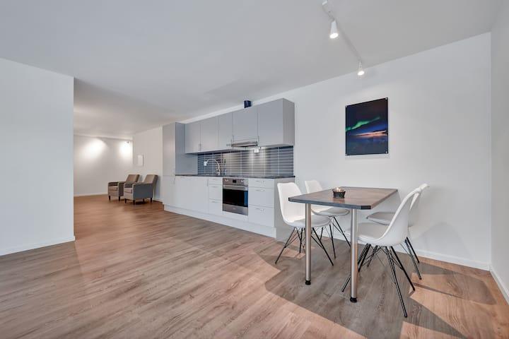 Lyngen Experience Apartments, Lyngen
