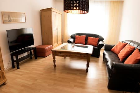 ⋆Ruhr-Valley West⋆ 60 m² ⋆WiFi⋆ excellent place⋆
