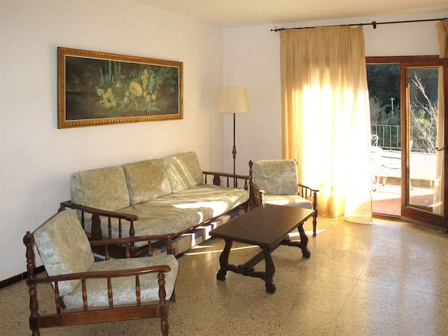 Apartment S'Esquirol in Sa Riera for 7 persons
